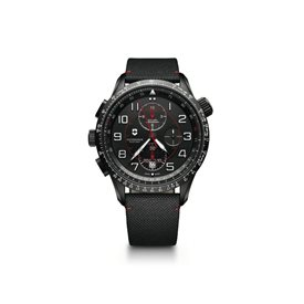 Pánske Hodinky AirBoss Mach 9 Mechanical Black Edition  241716
