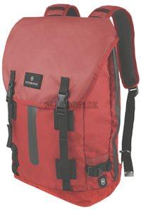 Batoh na notebook Flapover Drawstring Laptop 32389403 červený