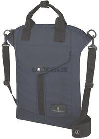 Taška na notebook cez rameno Slimline Vertical Laptop Tote 32389709 Navy