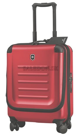 Kufor na kolieskach Dual Access Global Carry-On 31318003 červený