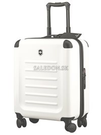 Kufor na kolieskach Extra Capacity Carry-On 31318302 biely