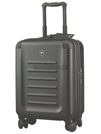 Kufor na kolieskach Global Carry-On 31318201 čierny