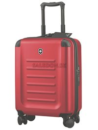 Kufor na kolieskach Global Carry-On 31318203 červený