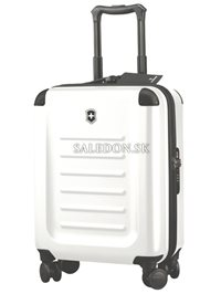 Kufor na kolieskach Global Carry-On 31318202 biely