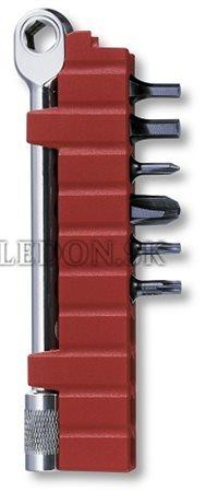 Victorinox 3.0306 držiak s rotačným kľúčom a bitmi