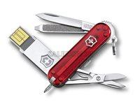 Victorinox 4.6125.TG32B Victorinox@work 32GB vreckový nôž