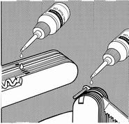 namazanie nožíka Victorinox